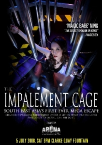 'Magic Babe' Ning's Mega Escape